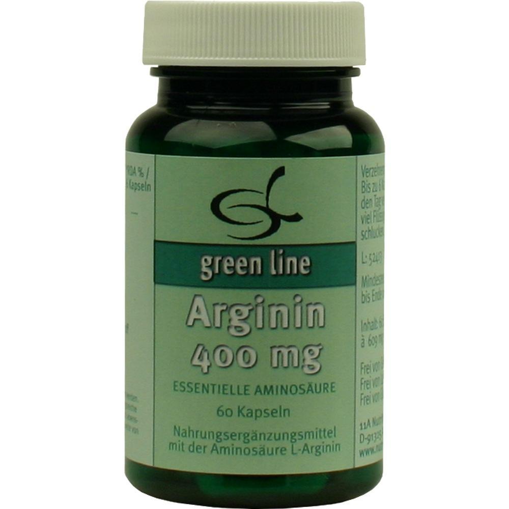 10093416, Arginin 400mg, 60 ST