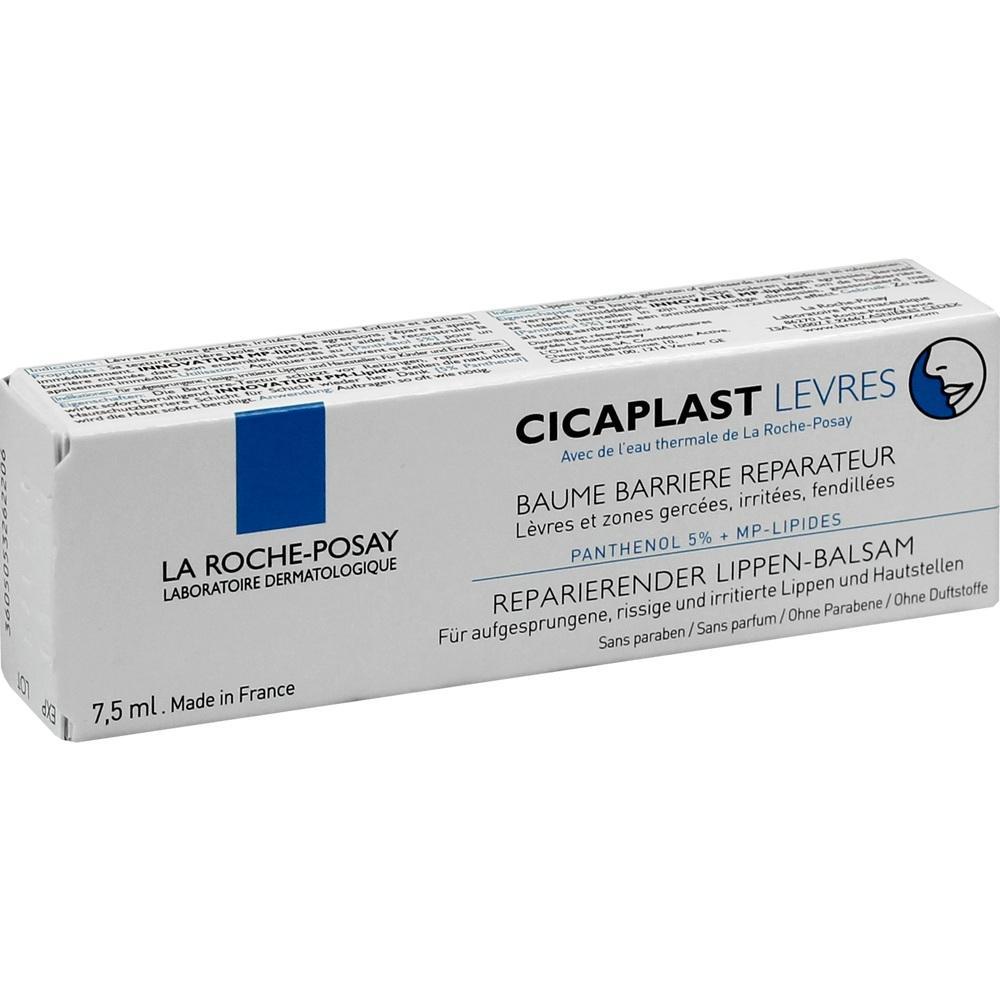 10094031, Roche-Posay Cicaplast Lippen B5, 7.5 ML