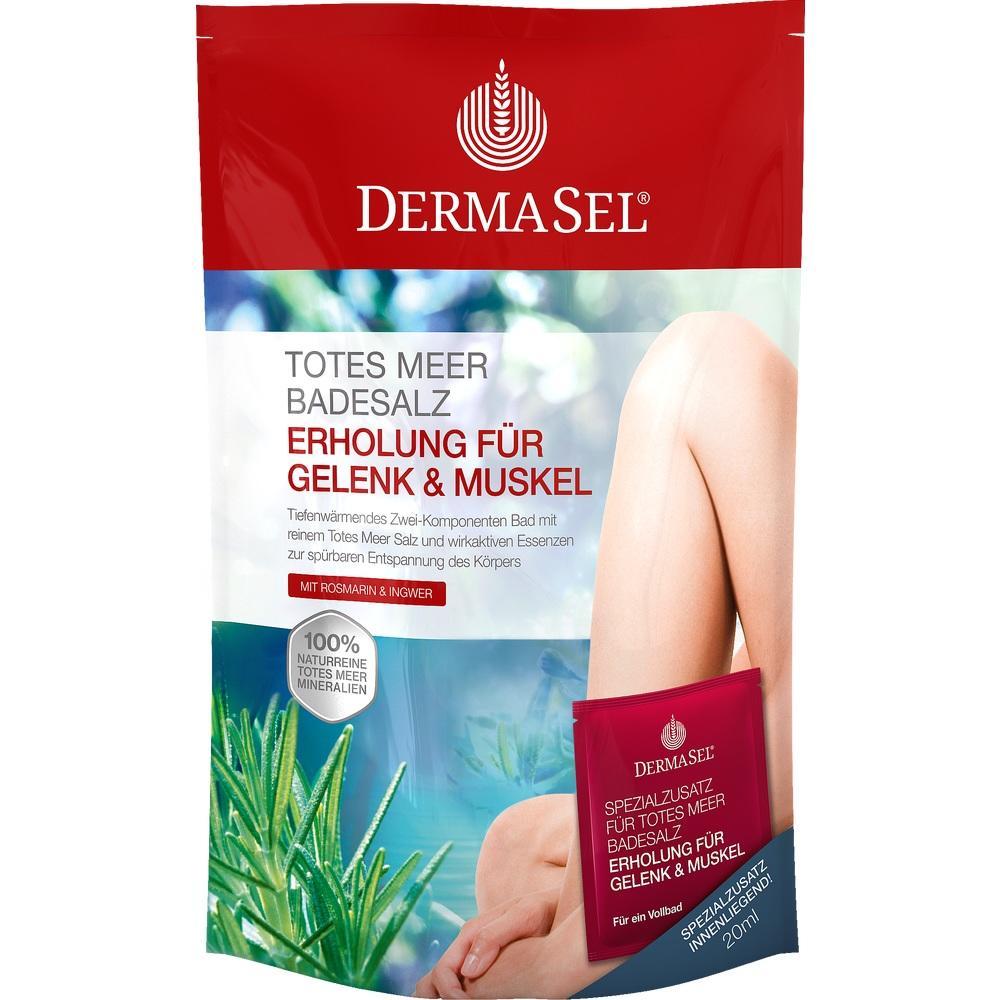 10094887, DermaSel Totes Meer Badesalz + Gelenk&Muskel SPA, 1 P