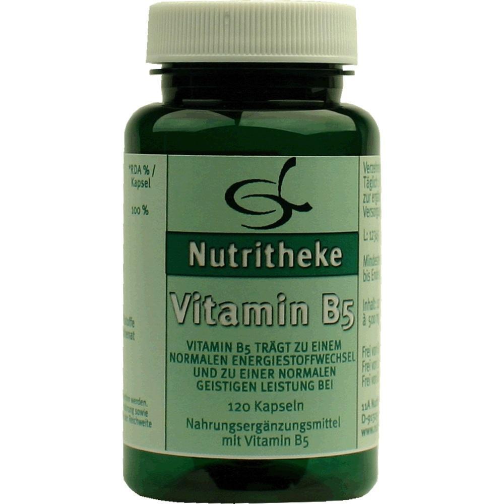 10097957, Vitamin B5, 120 ST