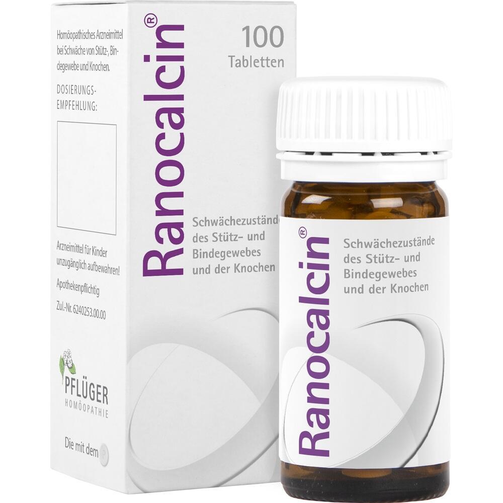 10098827, Ranocalcin Tabletten, 100 ST