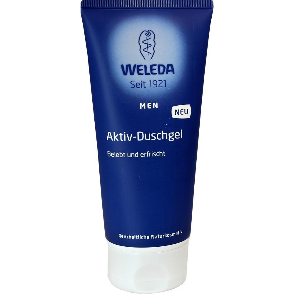 10101452, Weleda MEN Aktiv-Duschgel, 200 ML