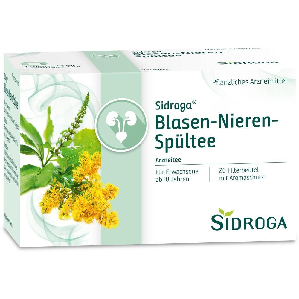 10109198, Sidroga Blasen-Nieren-Spültee, 20X2.0 G