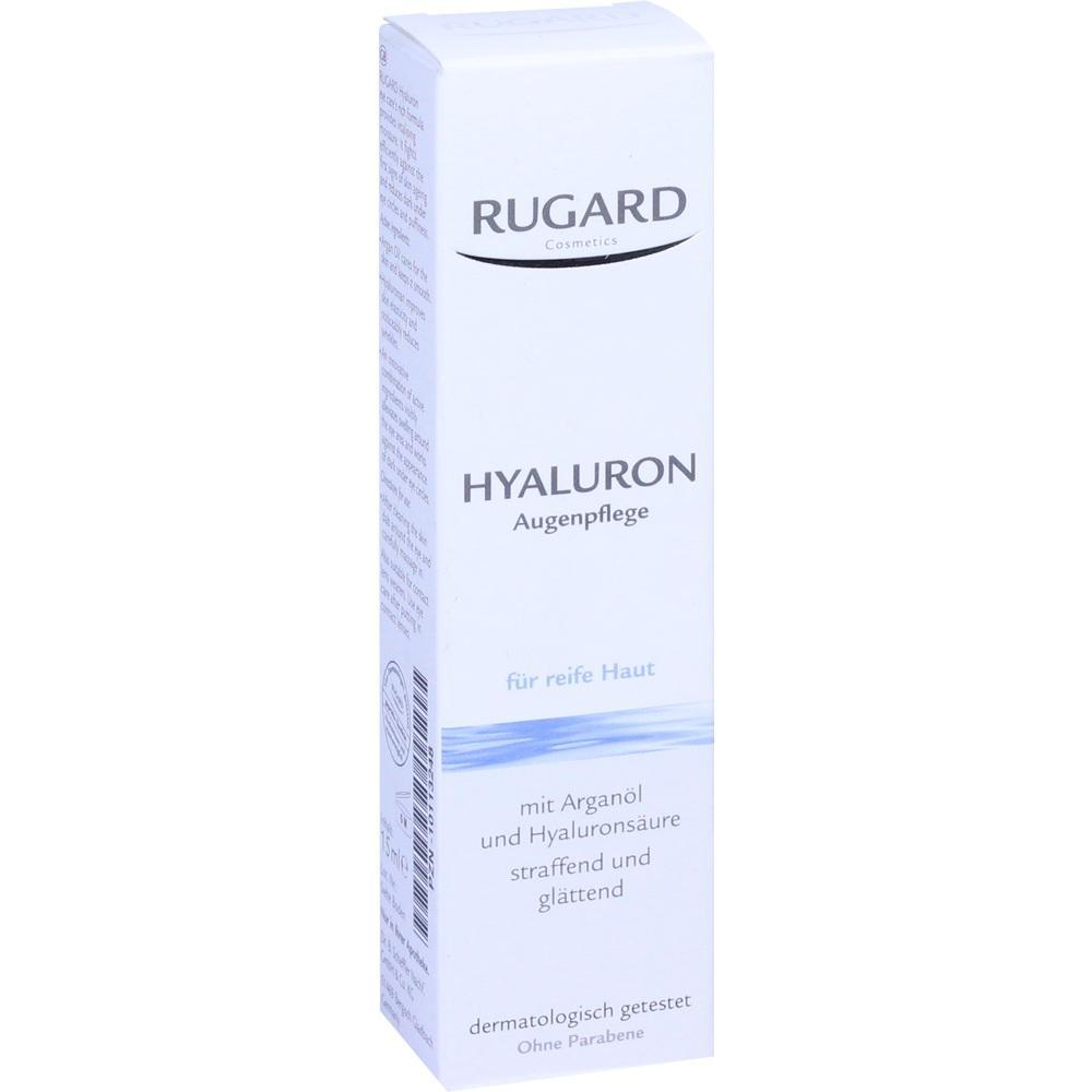 10113248, Rugard Hyaluron Augenpflege, 15 ML
