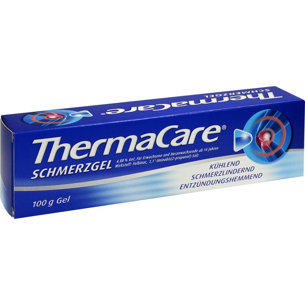 10122626, ThermaCare Schmerzgel, 100 G
