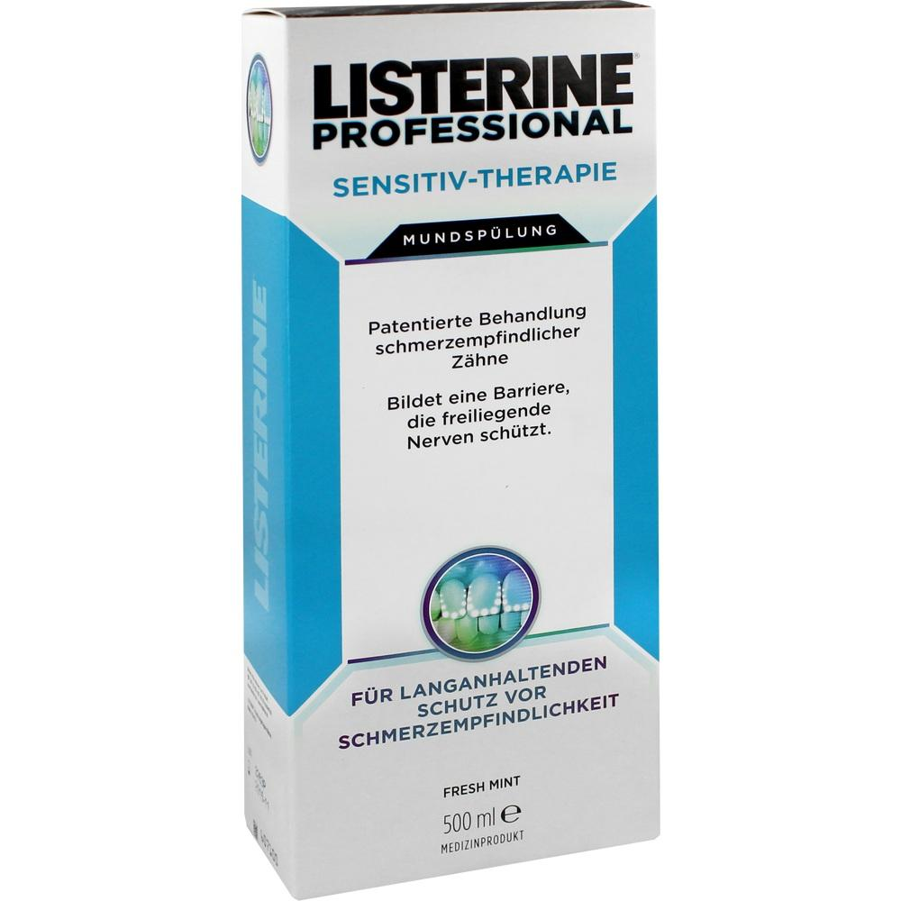 10126618, Listerine Professional Sensitiv-Therapie, 500 ML