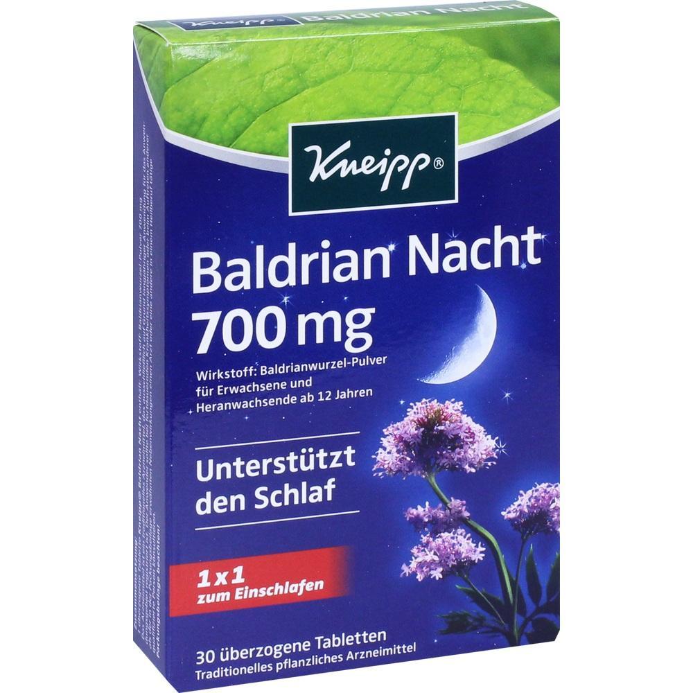 10141919, Kneipp Baldrian Nacht, 30 ST