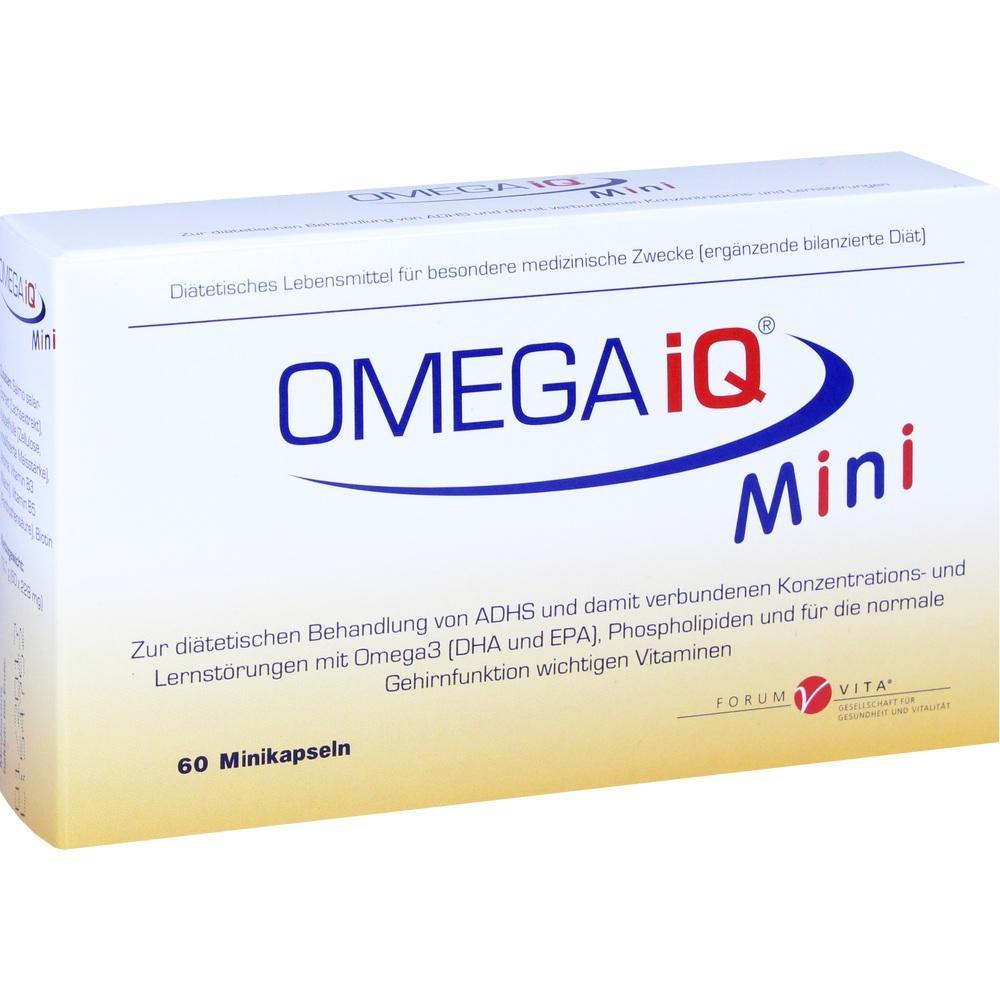 OMEGA IQ Mini Kapseln