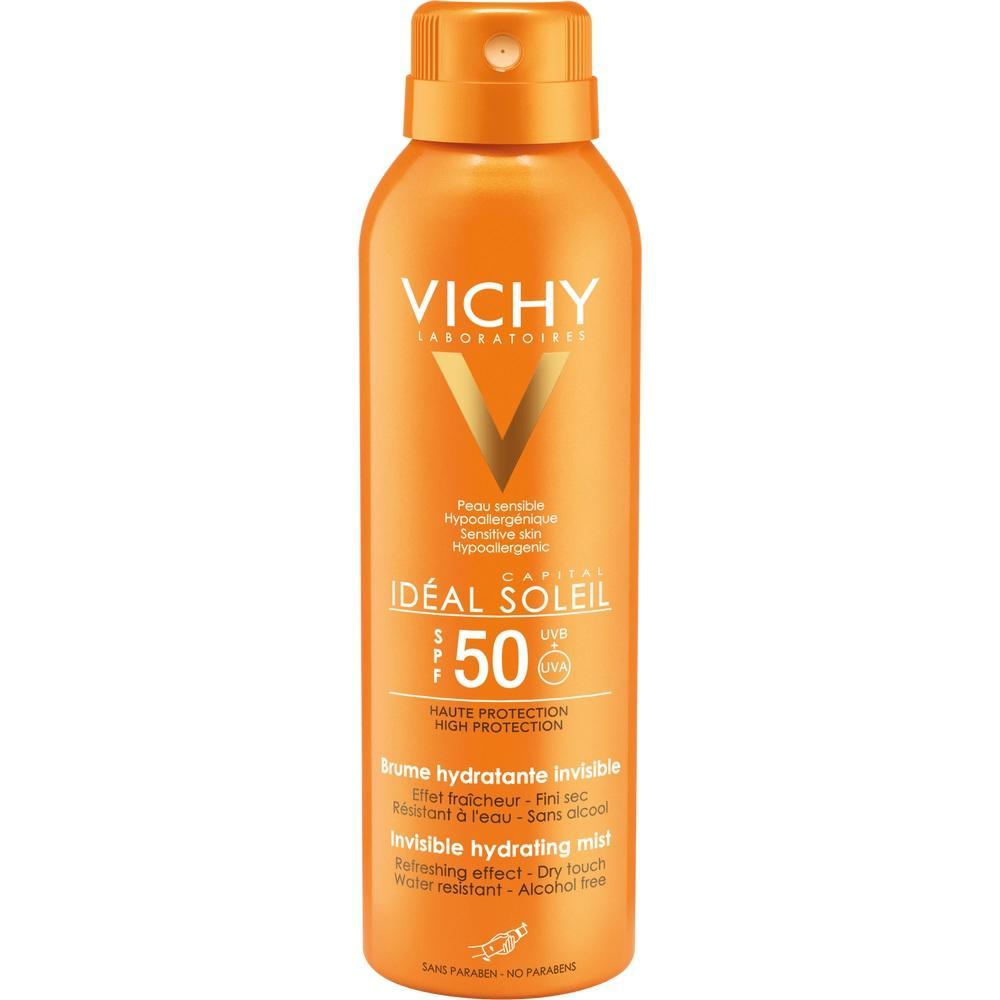 10169591, VICHY CAPITAL SOLEIL Trans.Spray LSF50, 200 ML