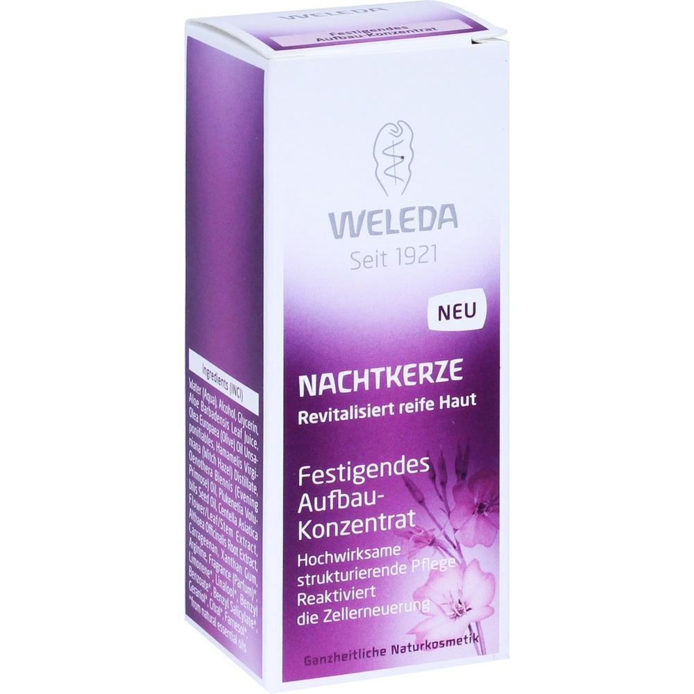 10193477, Weleda Nachtkerze Festigendes Aufbau-Konzentrat, 30 ML