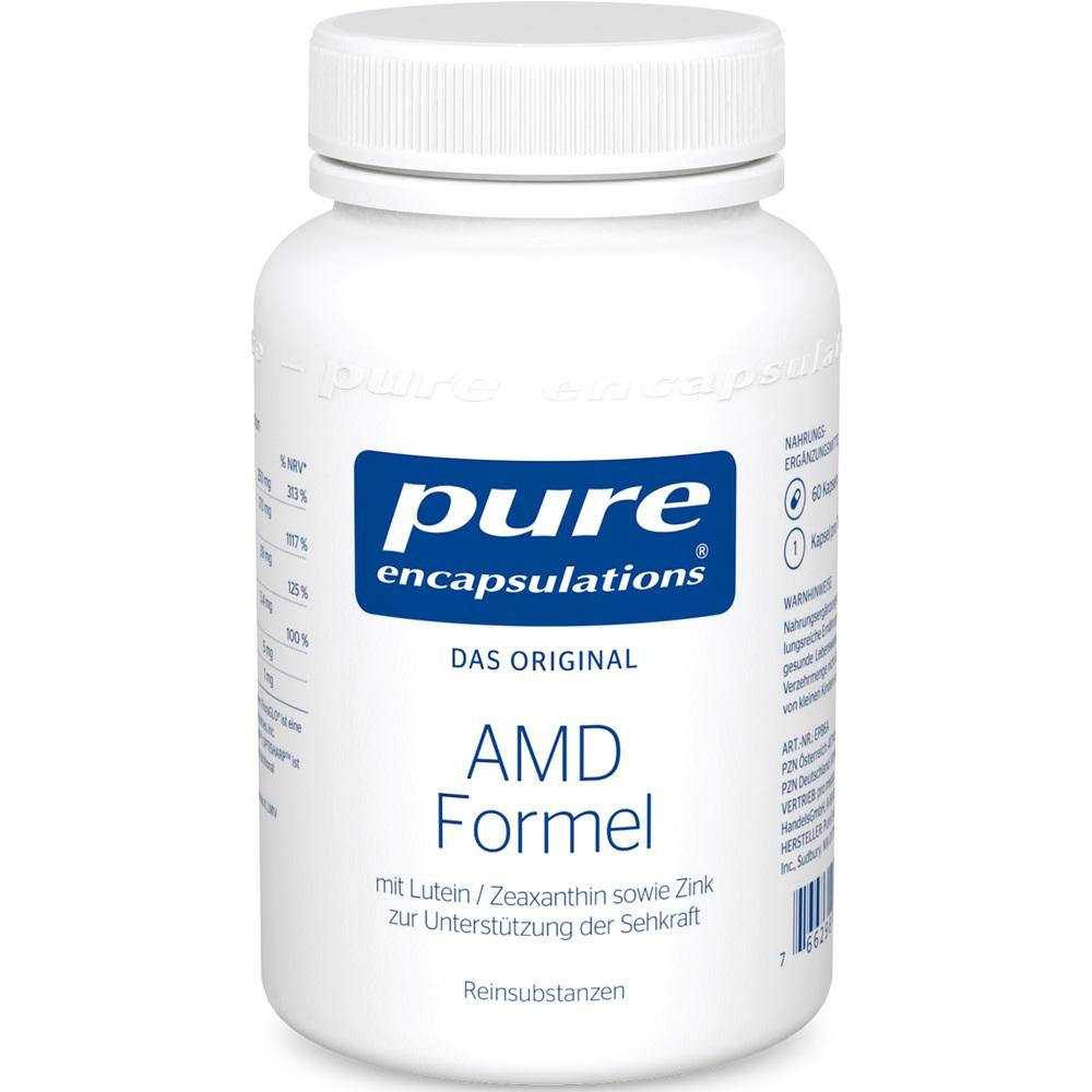 10194815, PURE ENCAPSULATIONS AMD Formel, 60 ST