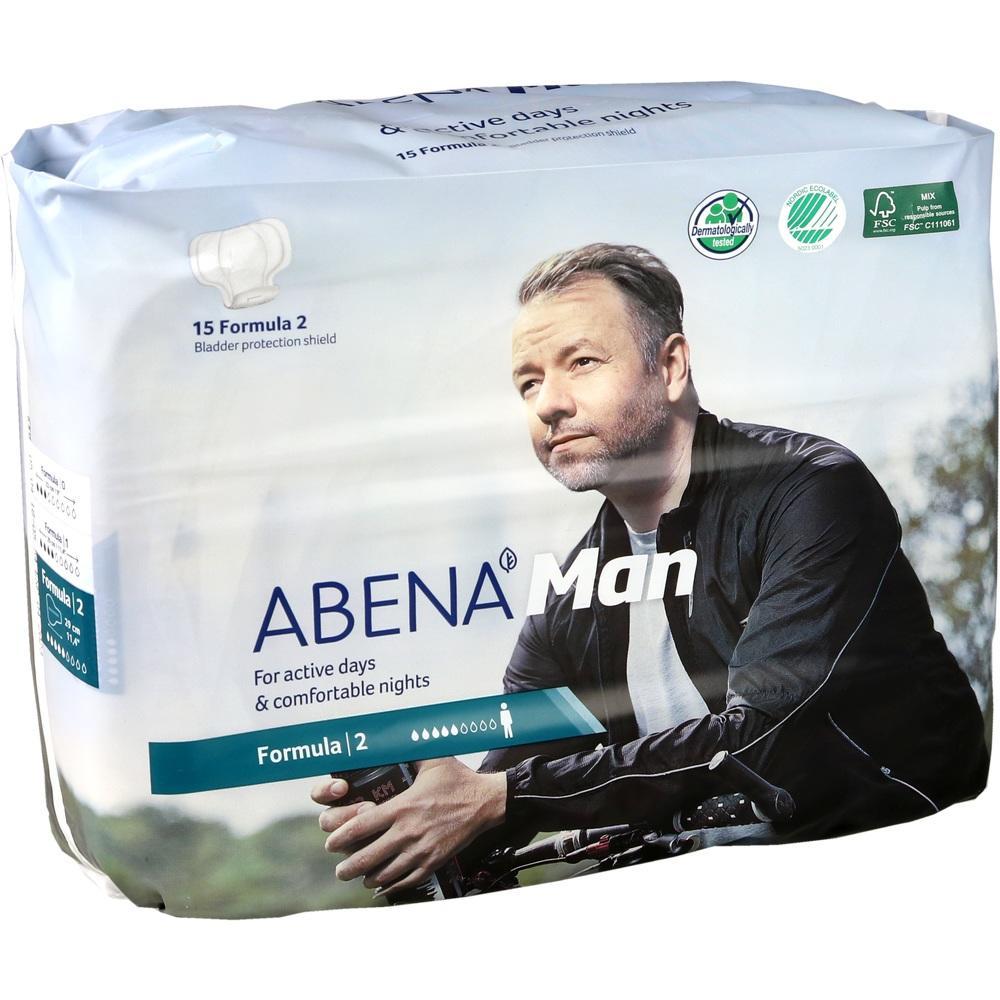 ABENA Man formula 2 Einlagen