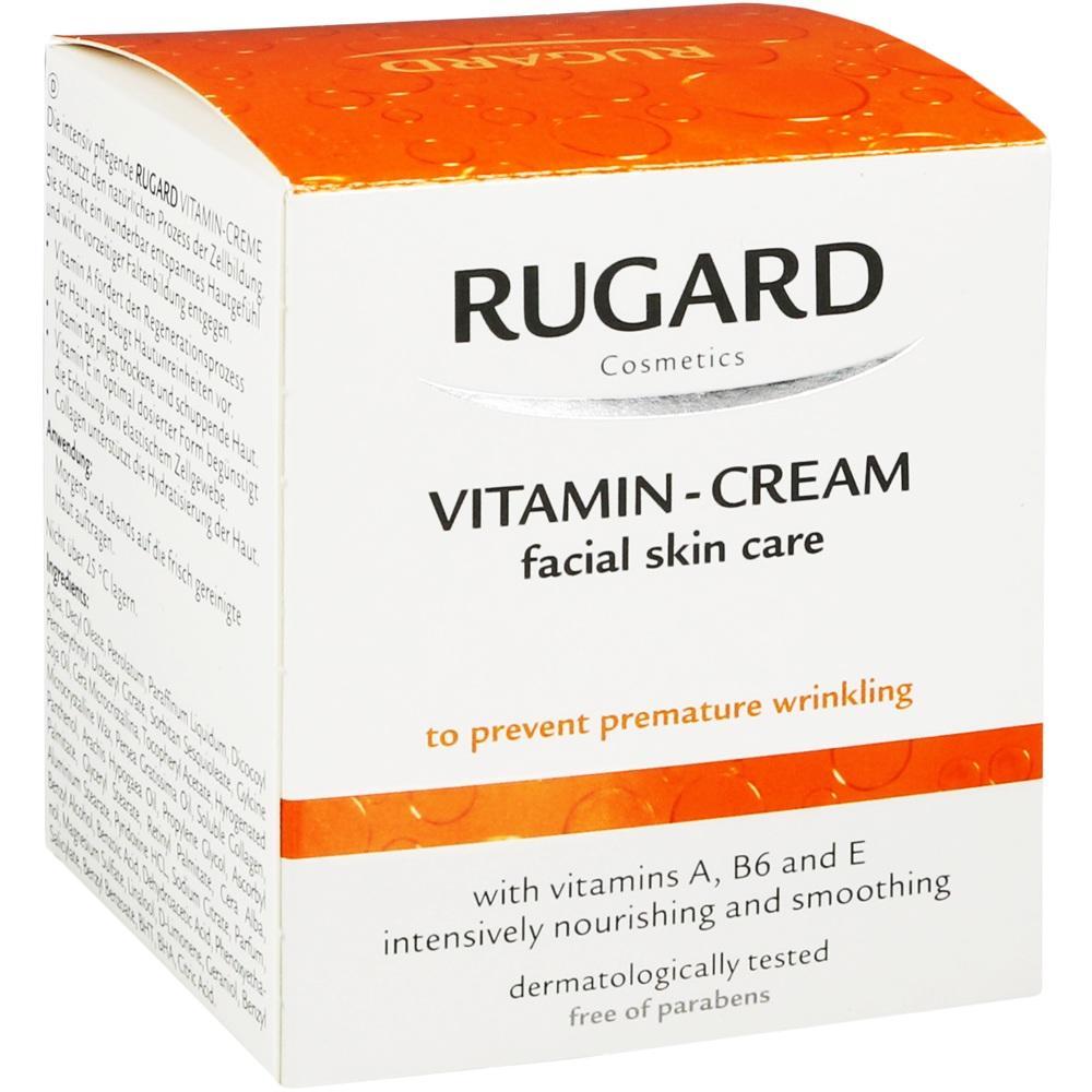 10259058, Rugard Vitamin Creme Gesichtspflege, 100 ML