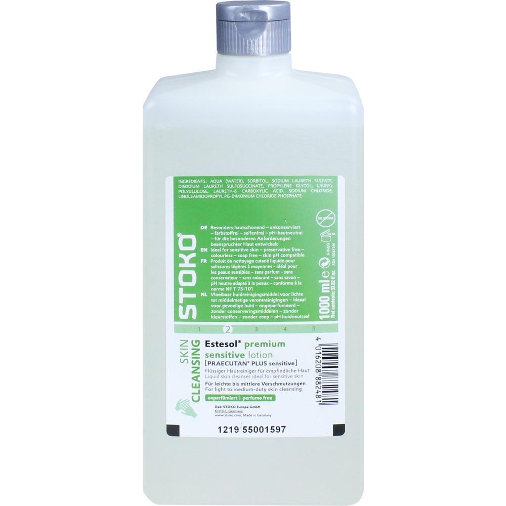 ESTESOL premium sensitive Hautreinigung flüssig