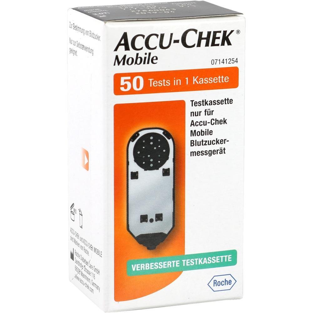 10270545, ACCU-CHEK Mobile Testkassette, 50 ST