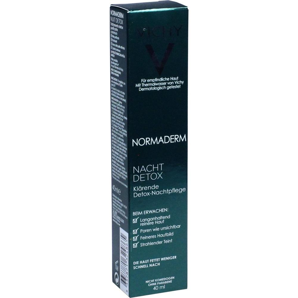 10271332, VICHY Normaderm Detox Nacht, 40 ML