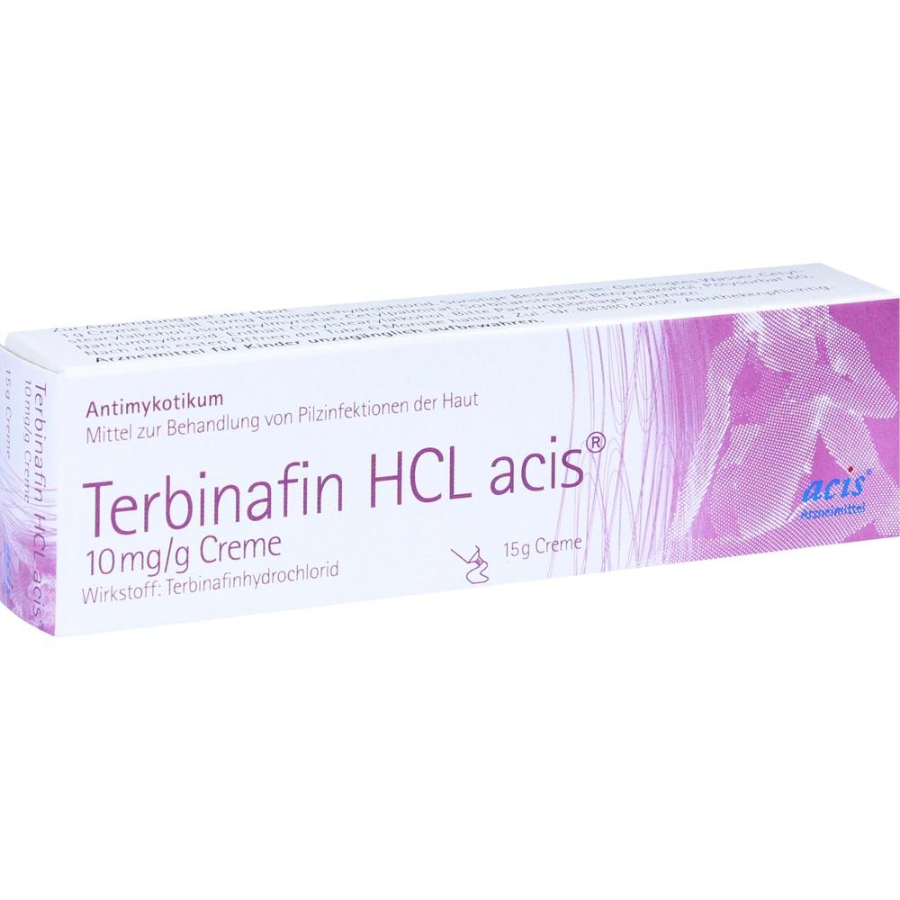 10274081, Terbinafin HCL acis 10mg/g Creme, 15 G