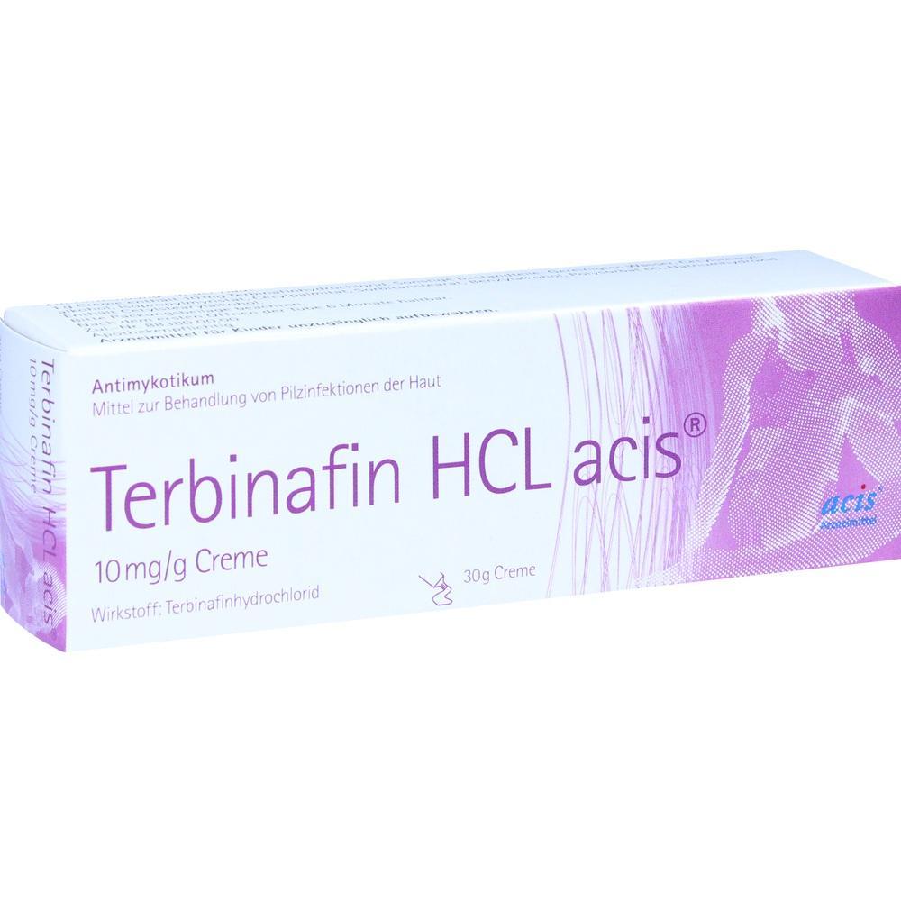 10274098, Terbinafin HCL acis 10mg/g Creme, 30 G