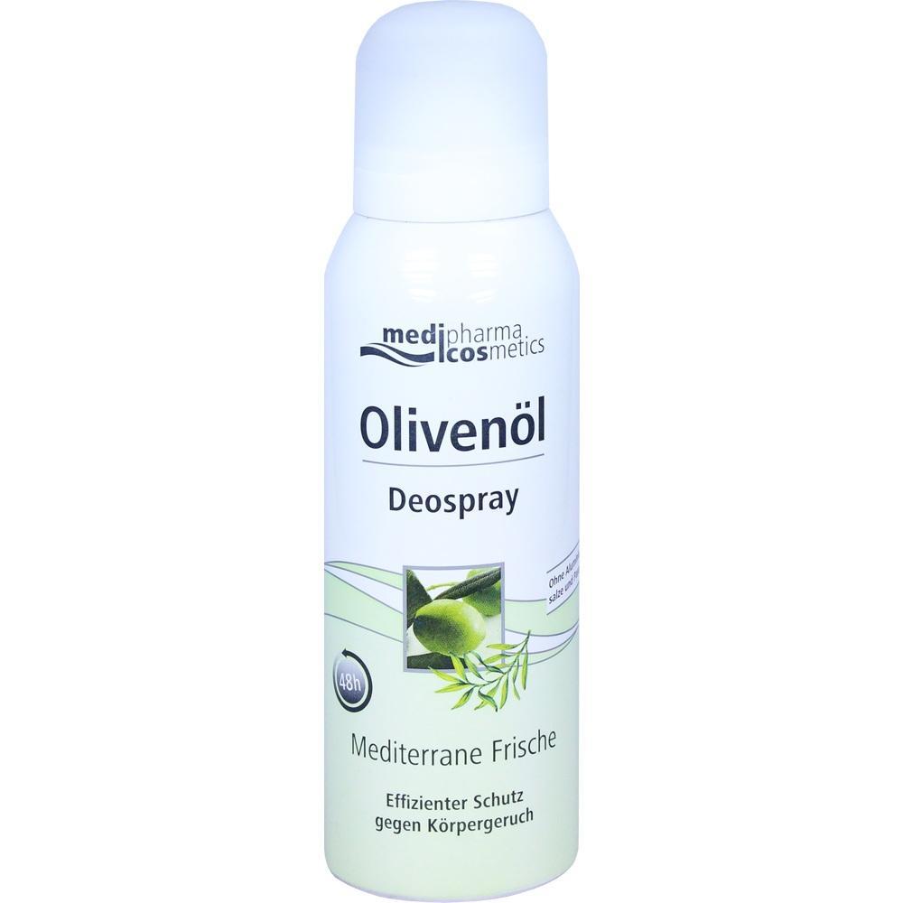 10298319, Olivenöl Deospray Mediterrane Frische, 125 ML