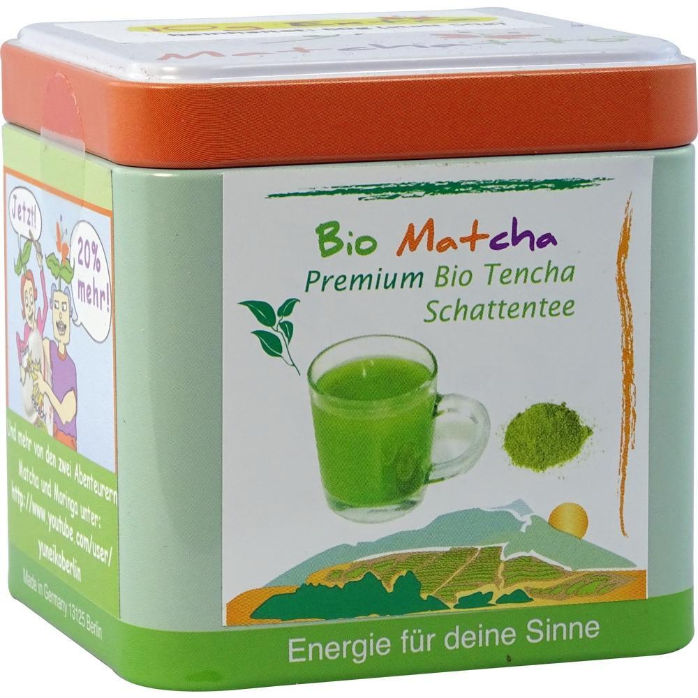 10298443, Matcha Bio Premium Tencha Schattentee, 50 G