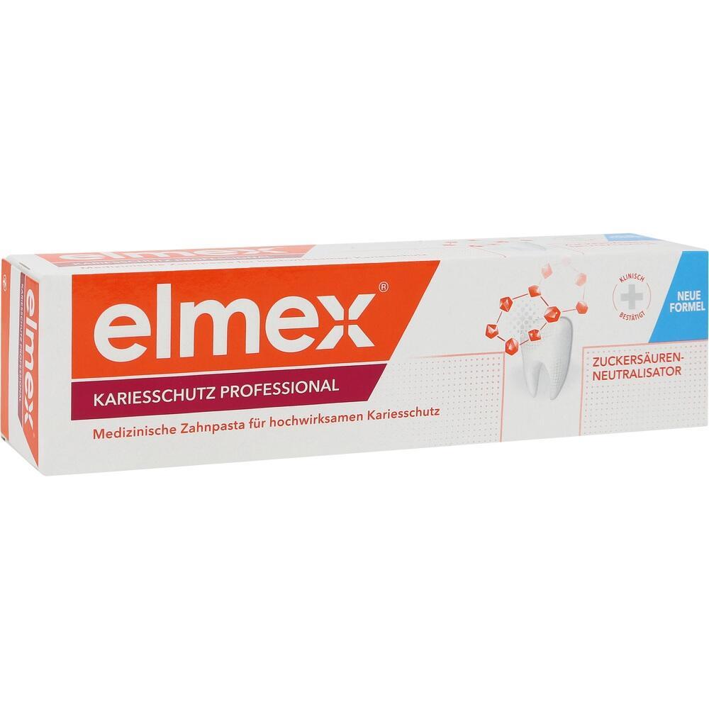 10302593, elmex Kariesschutz Professional Zahnpasta, 75 ML