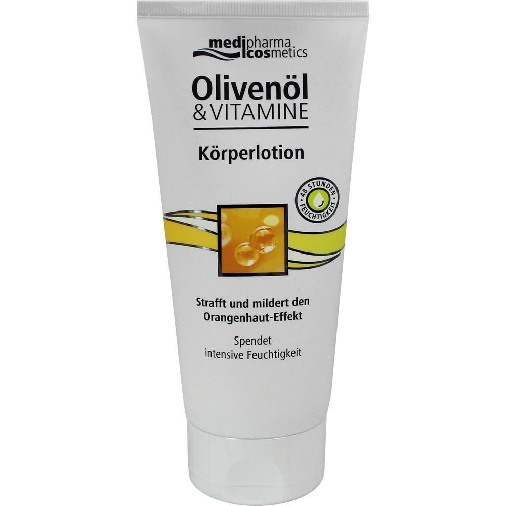 10333524, Olivenöl & Vitamine Körperlotion, 200 ML