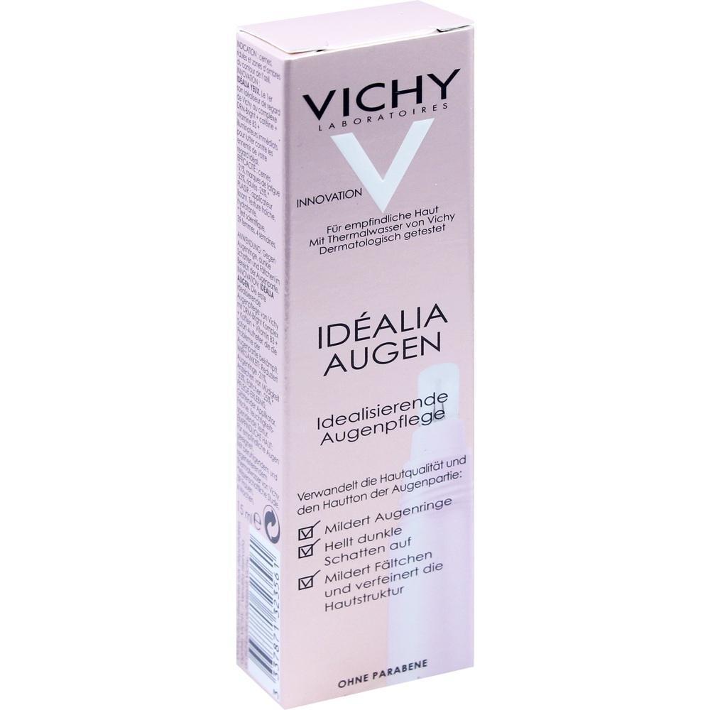 10339113, Vichy Idealia Augenpflege, 15 ML