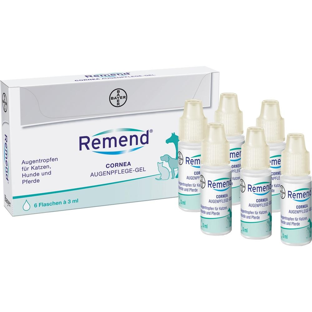 10343882, REMEND-Cornea Augenpflege-Gel vet., 6X3 ML
