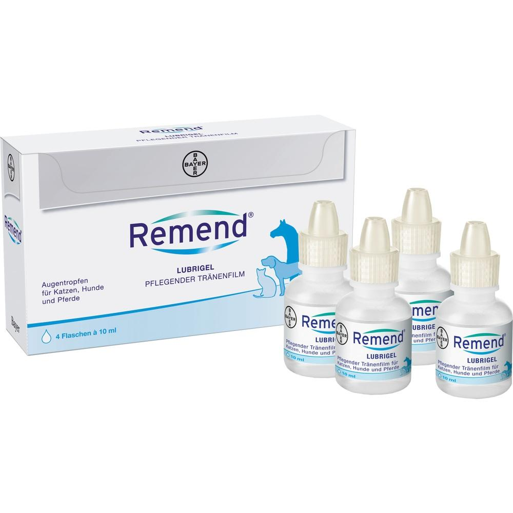 10343899, REMEND Lubrigel vet., 4X10 ML