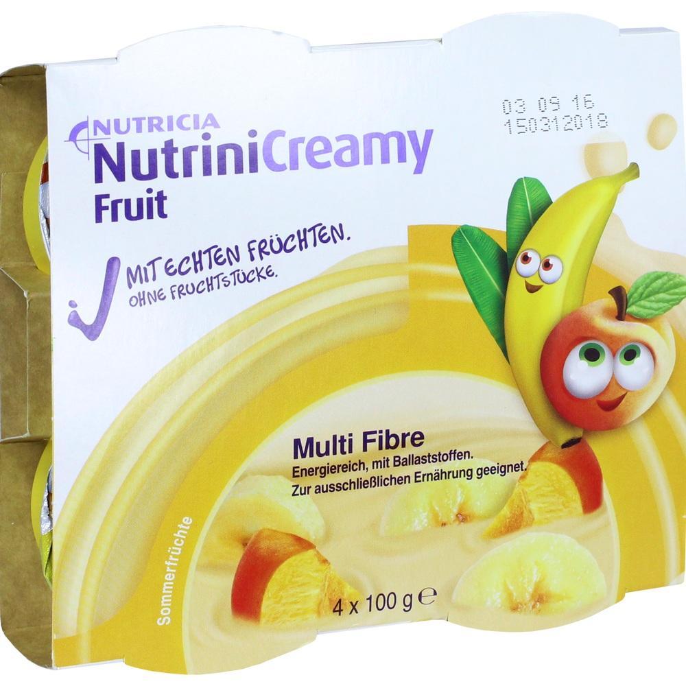 Nutricia Milupa GmbH NUTRINI CREAMY FRUI SOMMER 10356057