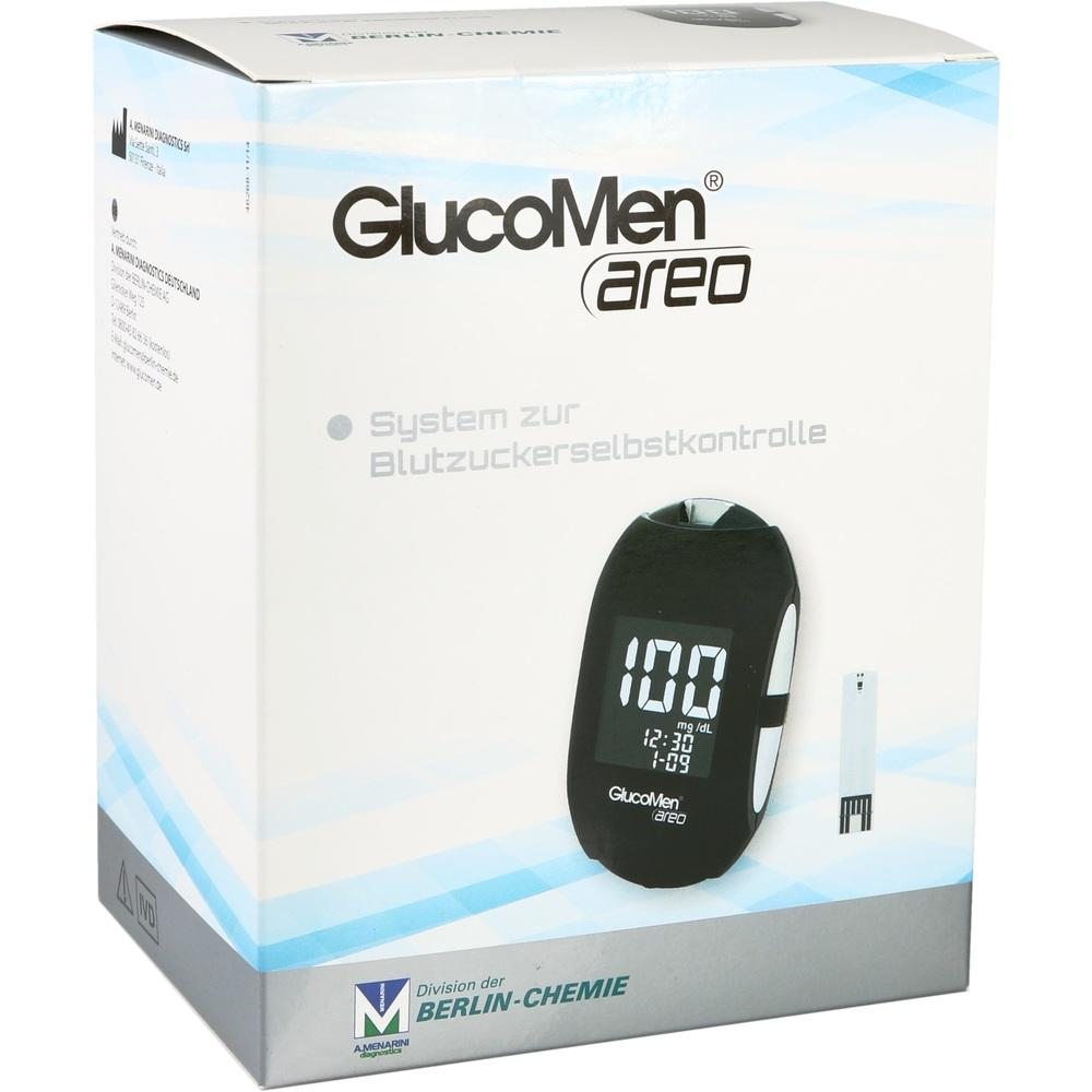 10382209, GlucoMen areo Set mg/dl, 1 ST
