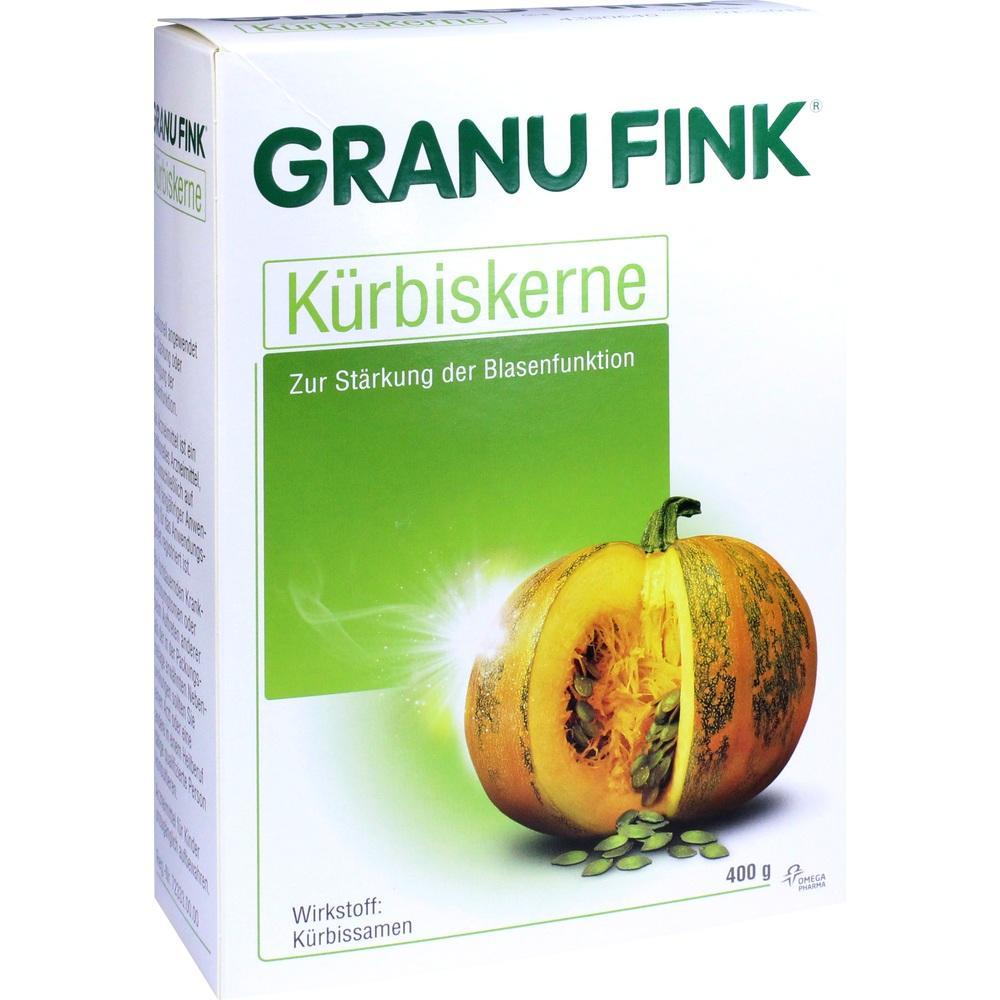 10390864, GRANU FINK Kürbiskerne, 400 G