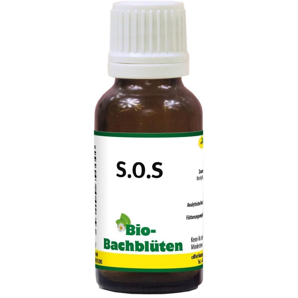 10403437, Bachblüten SOS vet, 20 ML
