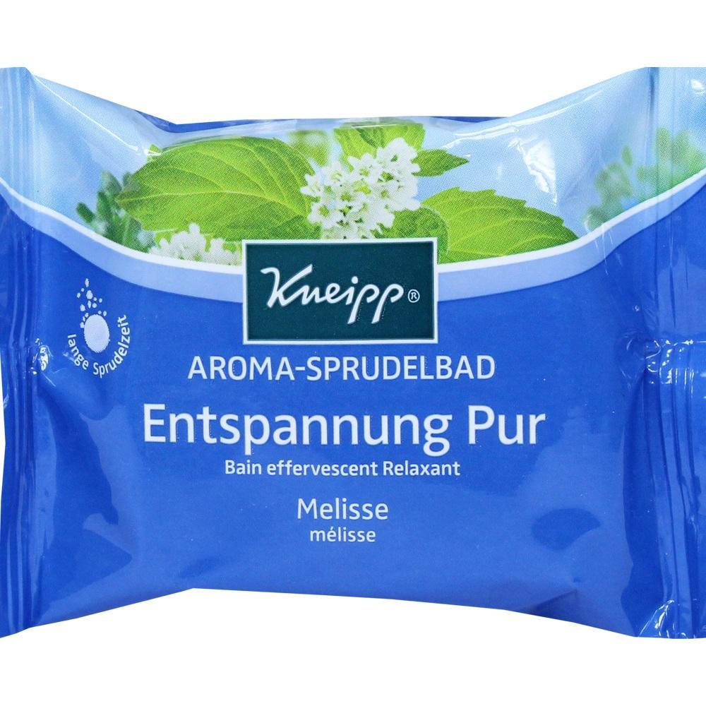 10417787, Kneipp Aroma-Sprudelbad Entspannung pur, 1 ST