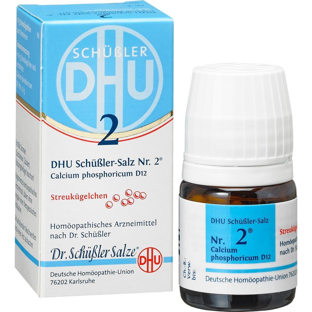 10545870, Biochemie DHU 2 Calcium phosphoricum D12, 10 G