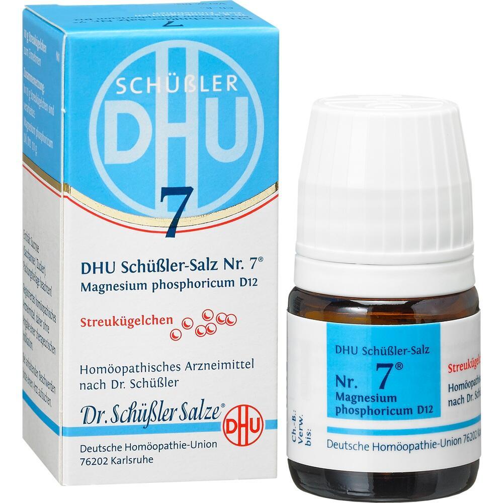 10545924, Biochemie DHU 7 Magnesium phosphoricum D12, 10 G