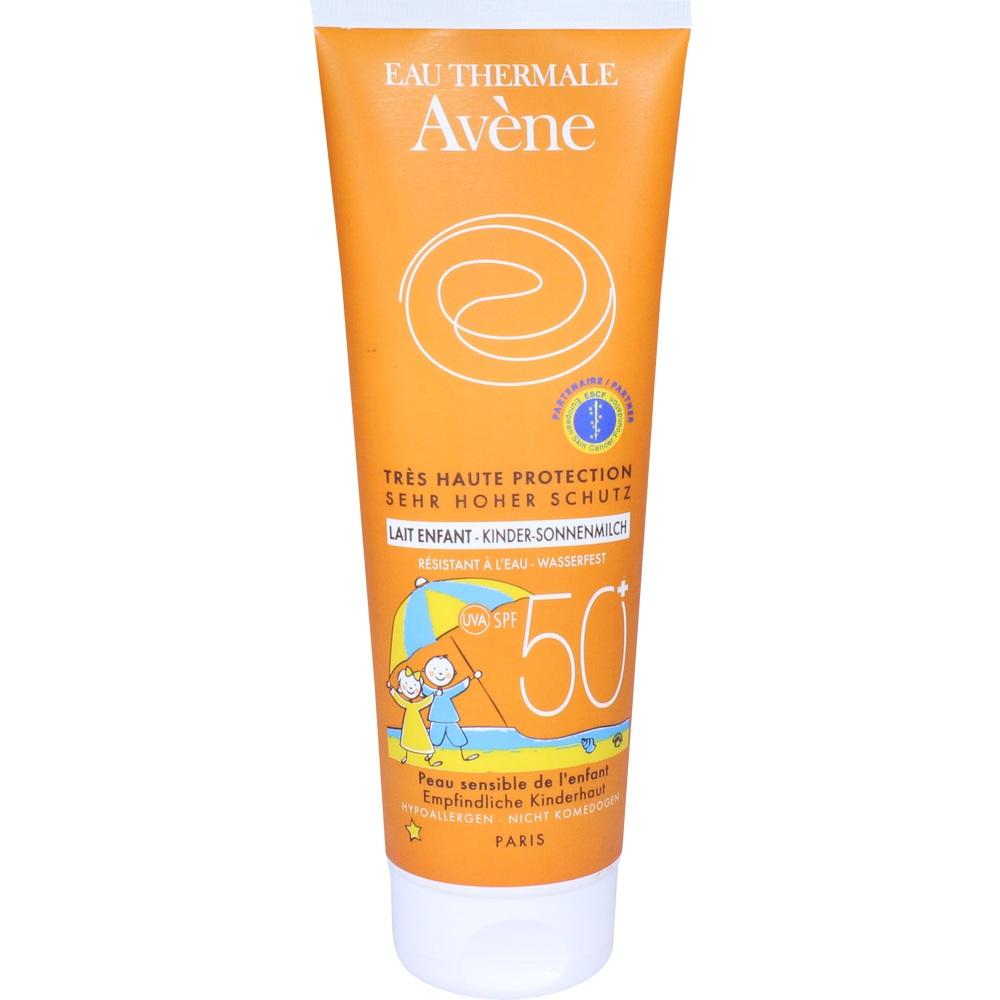10546964, AVENE SunSitive Kindersonnenmilch SPF 50+, 250 ML