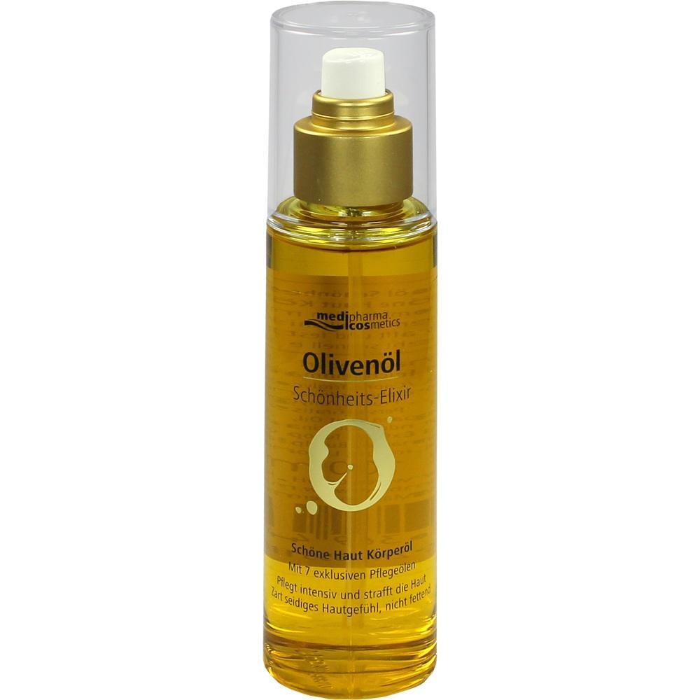 10551965, Olivenöl Schönheits-Elixir Schöne Haut Körperöl, 100 ML