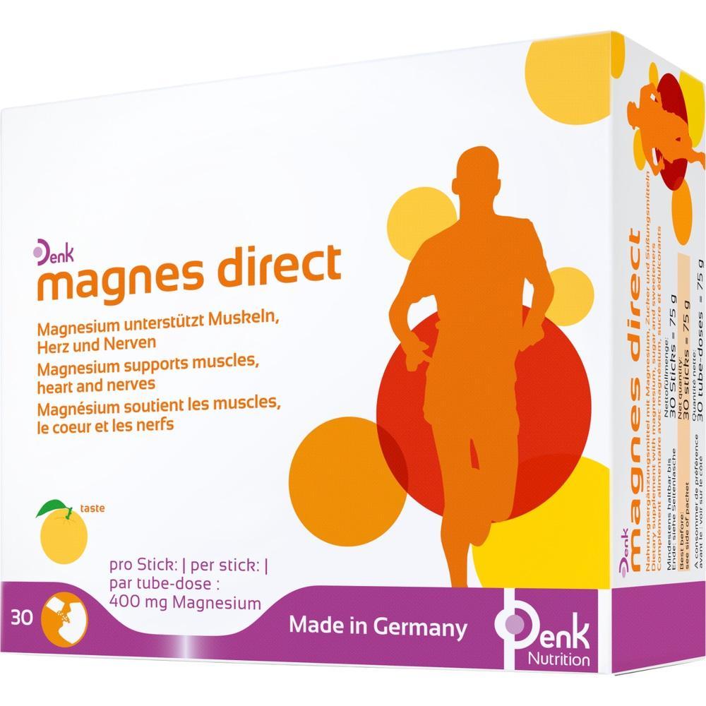 Denk magnes direct