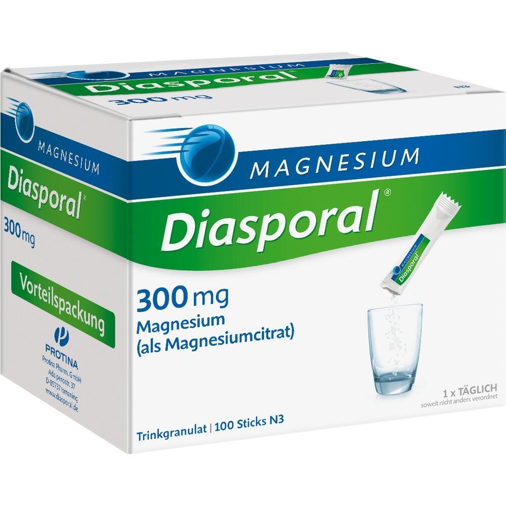 10712486, Magnesium-Diasporal 300mg, 100 ST