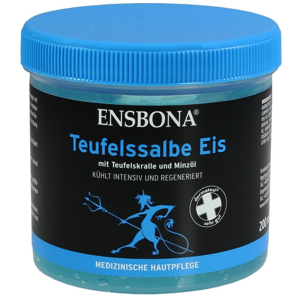 10746568, Ensbona Teufelssalbe eis, 200 ML