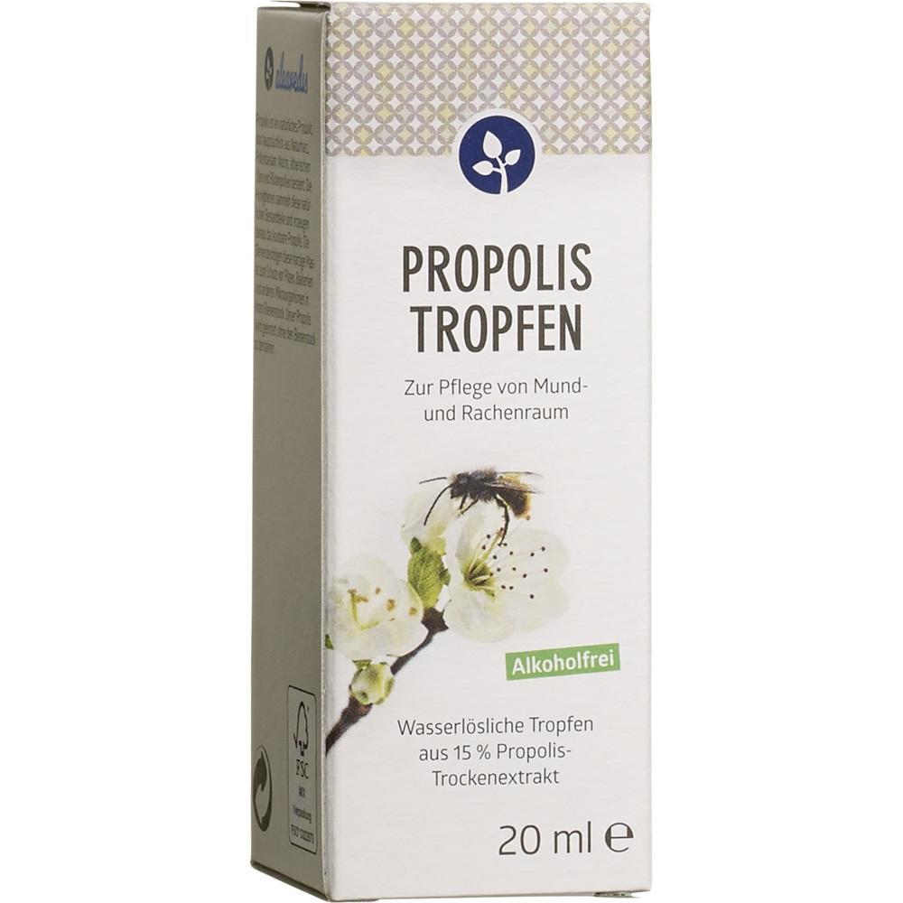 10757589, PROPOLIS Tropfen ohne Alkohol, 20 ML