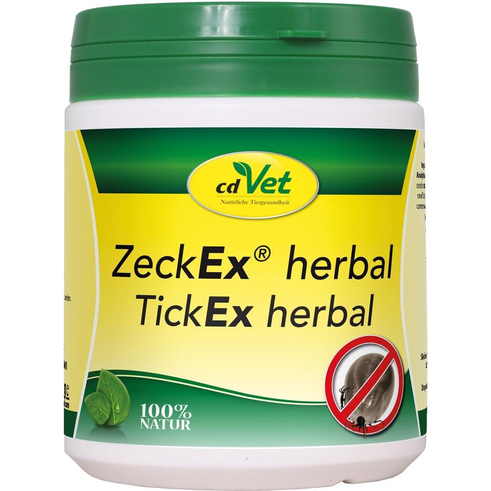 10796081, ZeckEx herbal für Hunde, 250 G