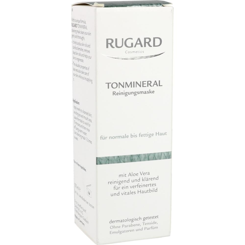 10836550, Rugard Tonmineral Maske, 100 ML