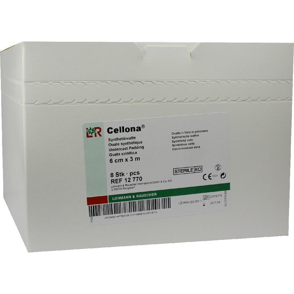 Cellona Synthetikwatte 6 Cmx3 m Steril