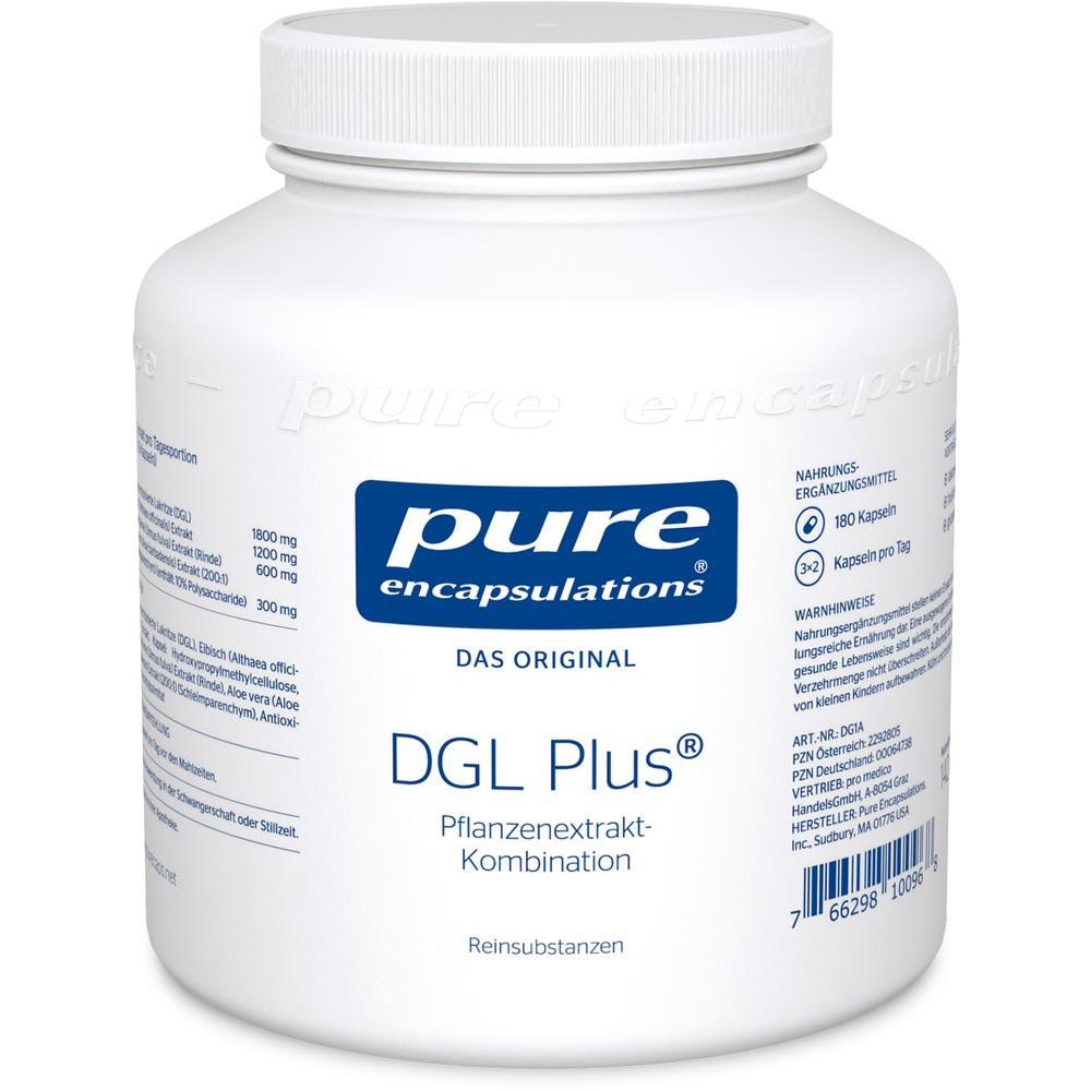 Pure Encapsulations DGL Plus Kapseln