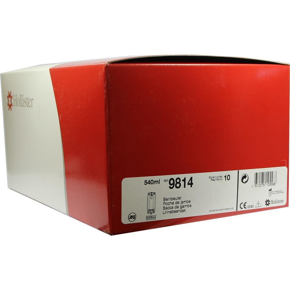 Beinbeutel Steril Medium 540 ml 9814