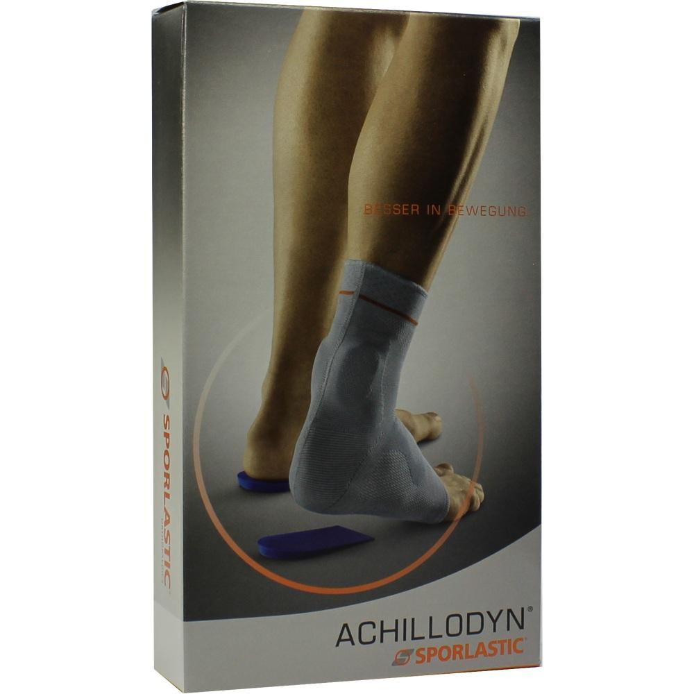 Achillodyn Achillessehnenband.Gr.3 Schwarz 07071