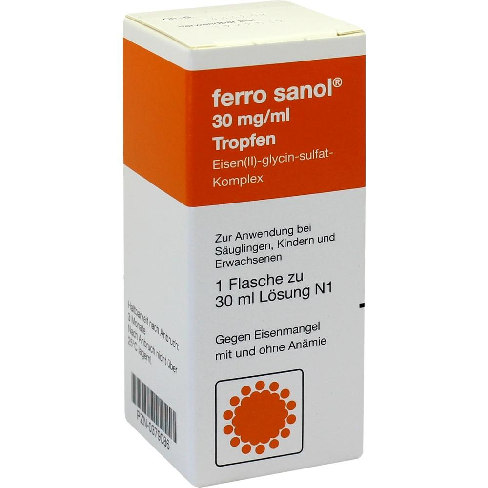 Ferro Sanol Alternative