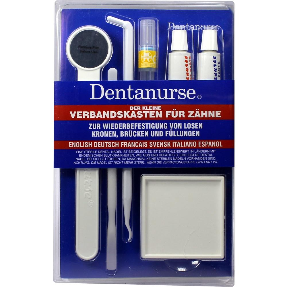 Dentanurse Dental Notfall Set m.Flachpackung